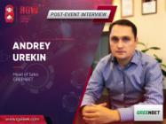 GREENBET: Your primary task is to offer a good product to clients and partners