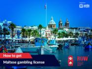 How to get Maltese gambling license