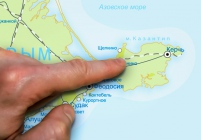 Появился новый вариант размещения игорной зоны в Крыму