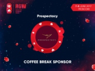 Sponsor of coffee breaks at RGW 2017 – Prospectacy Group