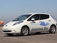 Автомобиль-робот выйдет на рынок в 2020-м