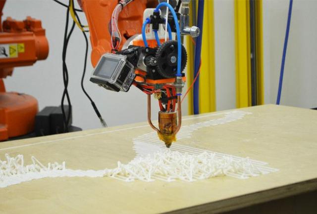 3D-печать ажурной мебели