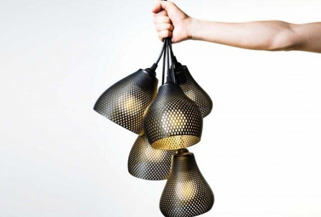 3D-печать для создания светильников