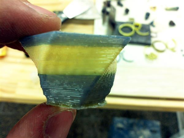 3D-печать изделий из стекла - Micron 3DP