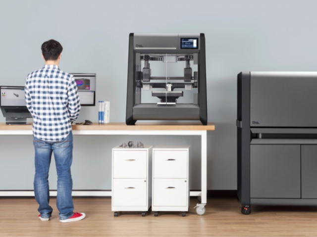 Desktop Metal 3D printing: safety, speed and economy