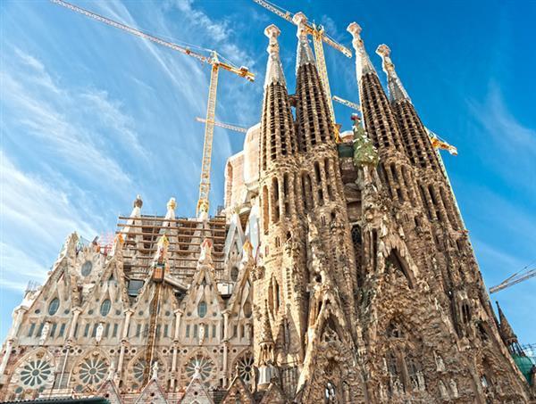 3D printing helps to accelerate construction of Gaudi's Sagrada Familia