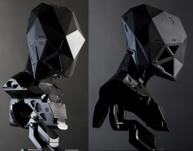 3D-печать оживляет роботов