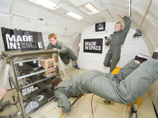 3D-печать в космосе: реальный опыт и перспективы, от которых захватывает дух
