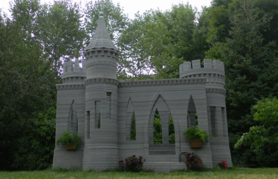 3D-печать в строительстве