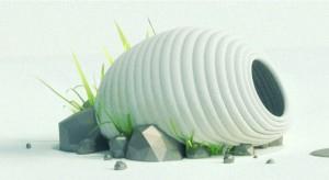 3D-печатные «коконы для медитации» помогут расслабиться и полноценно отдохнуть