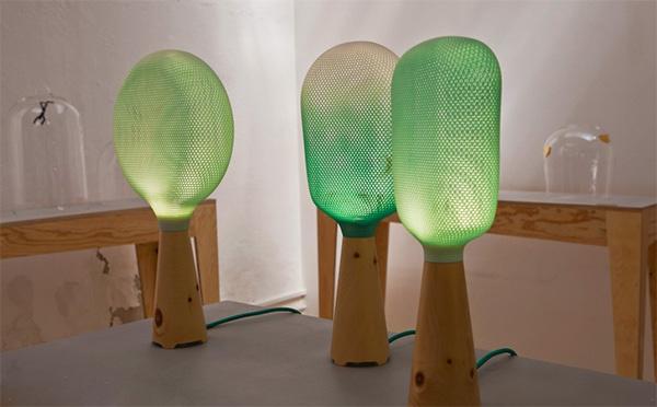 3D-печатные лампы Afillia от Алессандро Замбелли получили награду «Premio Dei Premi»