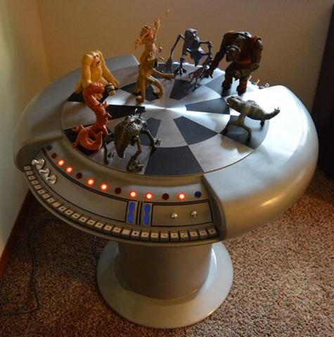 3D-печатные реактивные ранцы, дежарик для поклонников «Звездных войн» и космические аппараты!