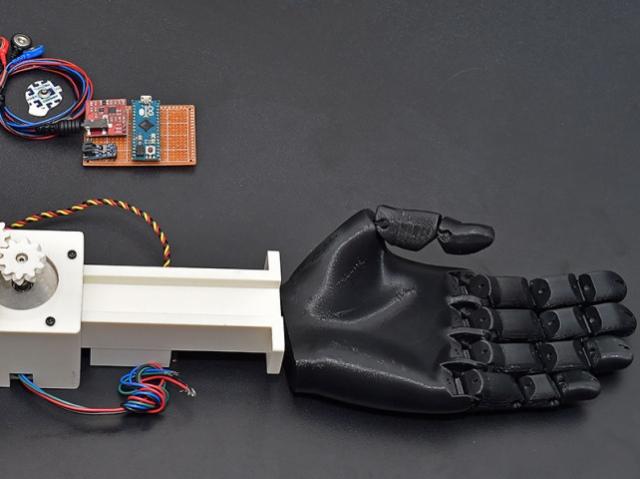 3D-печатный функциональный протез руки будет стоить всего $50
