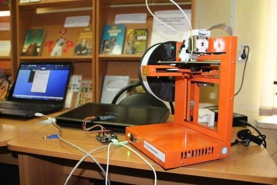 3D-печатный музей для слепых открыт в Ростовской области