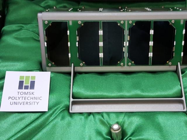 3D-печатный спутник томских политехников завтра выйдет в открытый космос