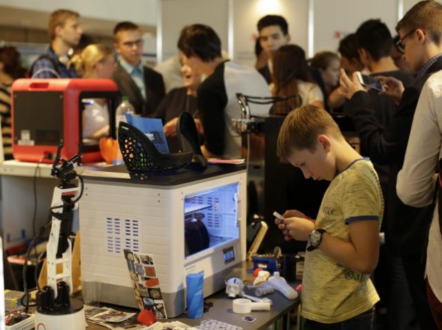 3D Print Conference Kiev – портал в мир аддитивного будущего