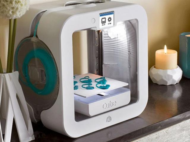 3D-принтер как незаменимый предмет домашнего хозяйства