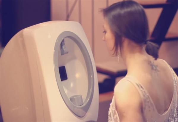 3D-принтер MODA обещает нанести макияж всего за 30 секунд