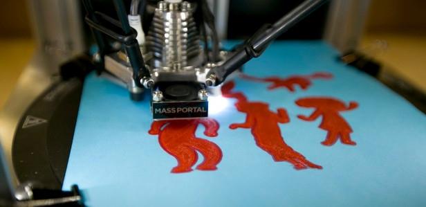 3D-принтер поможет легко и быстро создавать книги для слепых