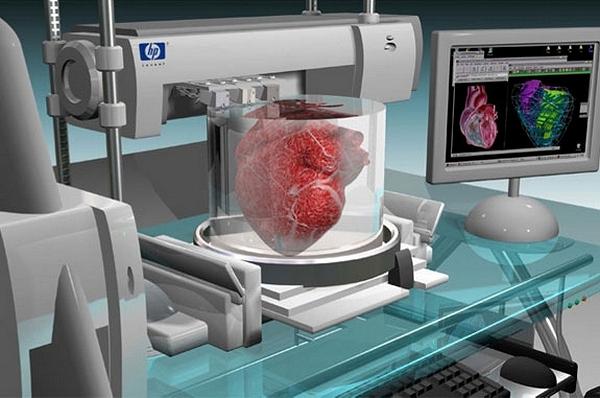3D-принтер - помощник будущего для медицины
