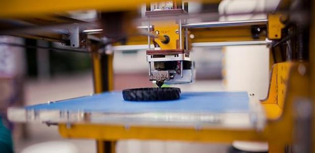 3D-принтер воссоздадут по звуковым сигналам в процессе печати