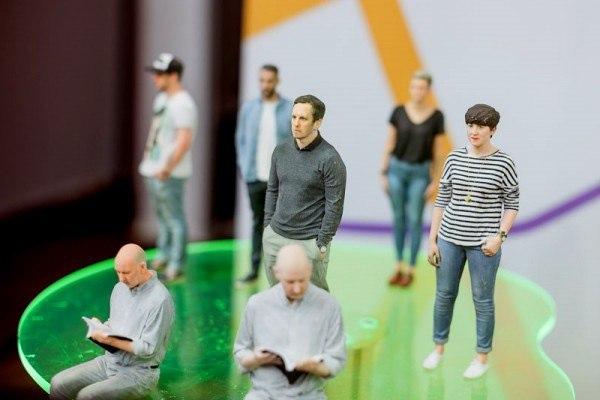 3D-селфи — уже реальность: трехмерное изображение вместо обычной фотографии