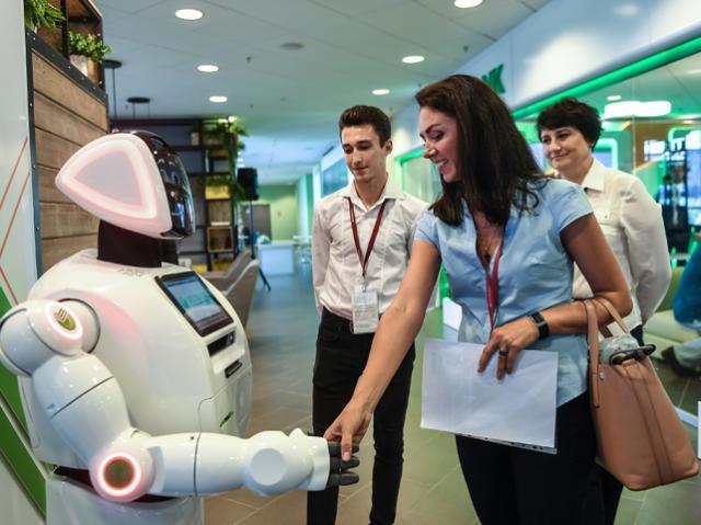 60% российских рабочих мест могут занять роботы