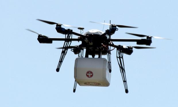 6 способов спасения планеты с помощью дронов