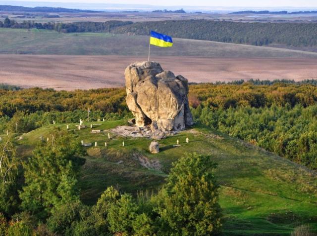 8 живописных мест Украины, которые стоит посетить на выходных