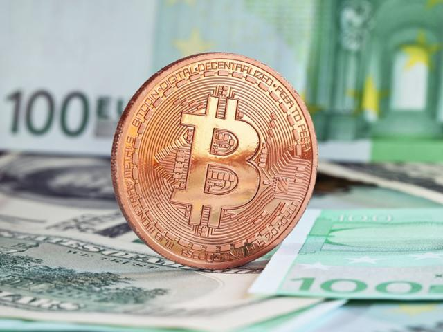 97% of all bitcoin are held on 4% of e-wallets