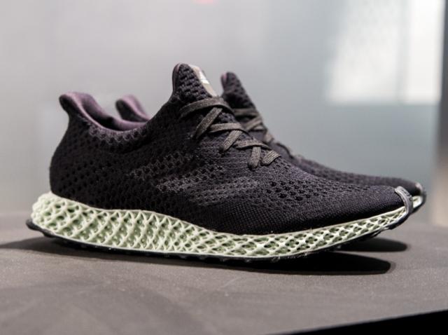 Adidas выпустит на рынок Futurecraft 4D – кроссовки с 3D-печатной межподошвой