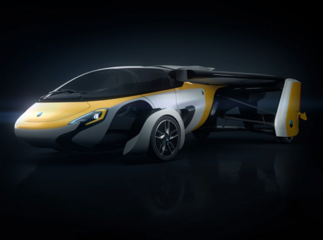AeroMobil 4.0 flying car is available for preorder