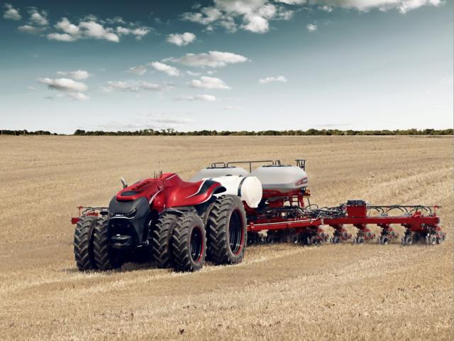Agriculture sector and robots: top three of 2017