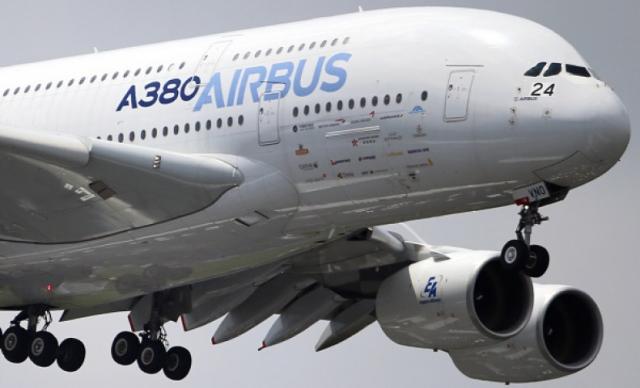 Airbus подала патентную заявку на технологию 3D-печати несущей конструкции самолётов
