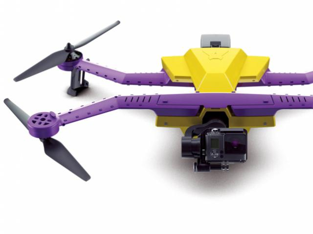 Airdog is watching you: drone shoots cool videos about your adventures