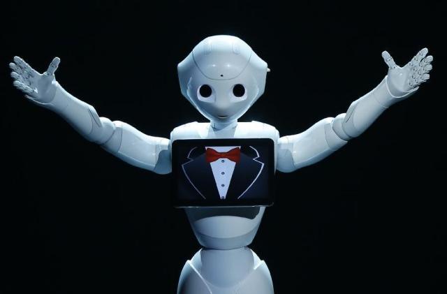 Alibaba и Foxconn объединяются ради создания первого в мире эмоционального робота