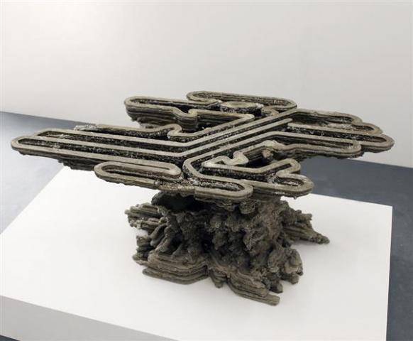 Amalgamma разрабатывает новую технологию 3D-печати бетоном для крупногабаритных конструкций