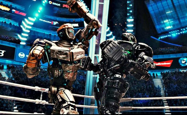 Американо-японские бои… роботов