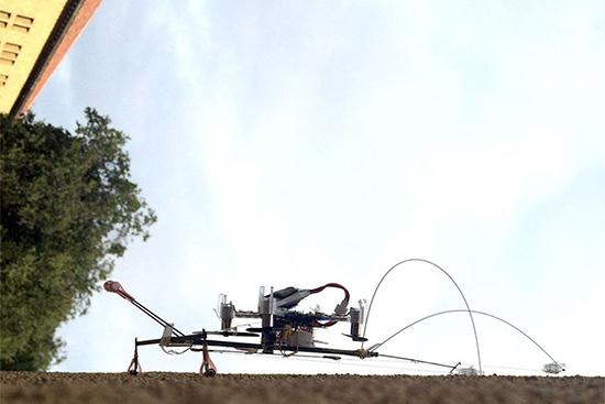 Американские инженеры создали робота-насекомое