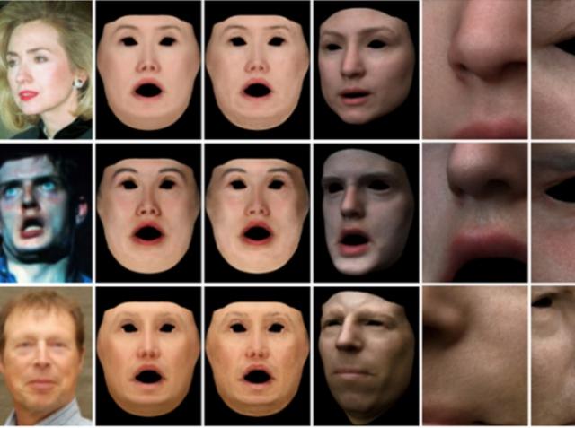 Американские учёные представили технологию создания 3D-модели по одному снимку