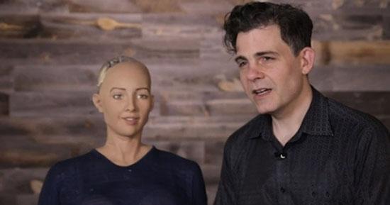 Американский человекоподобный робот намерен уничтожить всех людей