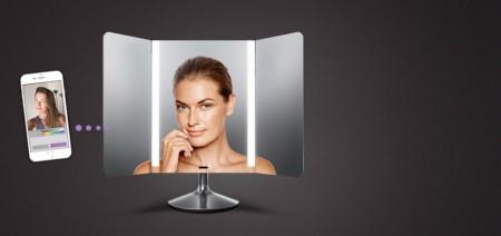 Американці почали продавати дзеркало з розумним підсвічуванням