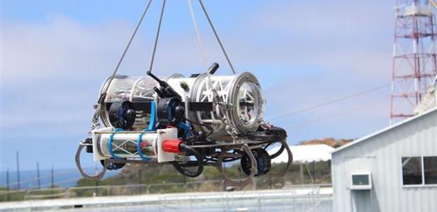 Американцы печатают на 3D-принтере части подводных роботов