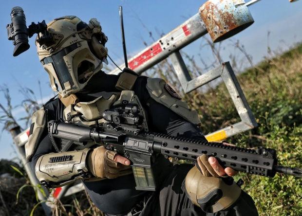 Американцы выпустят броню штурмовика из «Звездных войн»