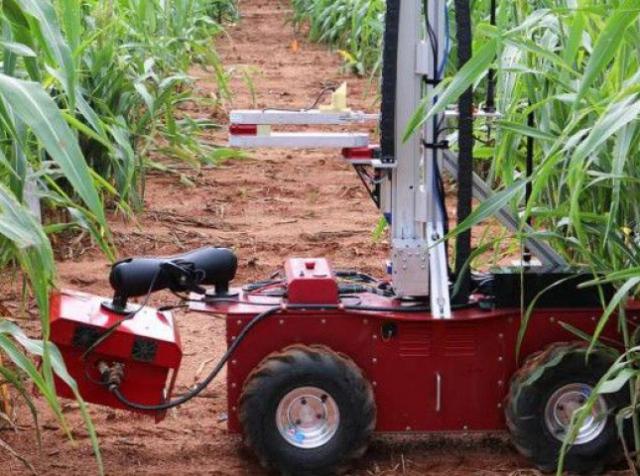 Американцы выращивают экспериментальные культуры под присмотром робототехники