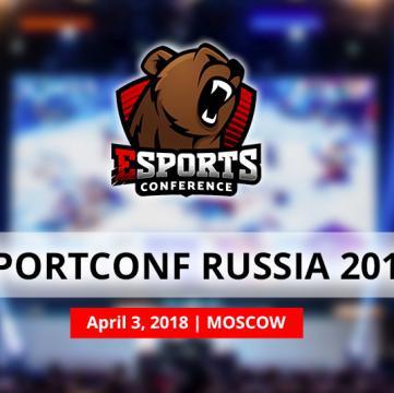 Аналитика и прогнозы киберспортивного рынка – на eSPORTconf Russia 2018