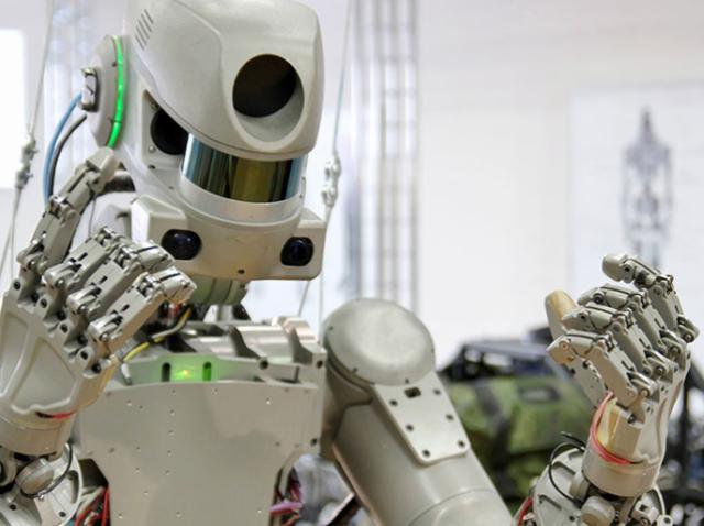 Андроид Федор станет первым роботом – Героем России