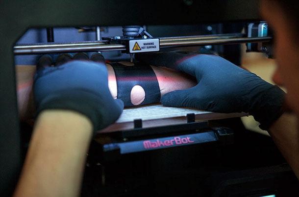 Appropriate Audiences: как переделать 3D-принтер в тату-машинку