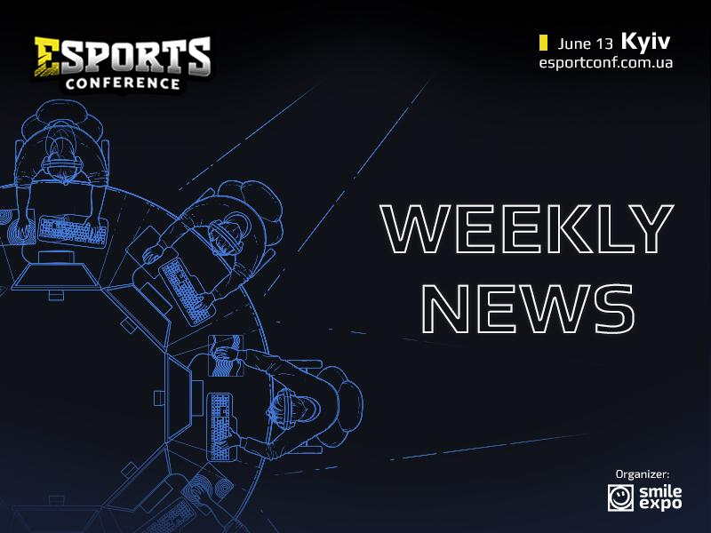 April's Apex Legends Tournament, no Mortal Kombat 11 in Ukraine, and Highlights about PlayStation 5 from Sony. News of the Week