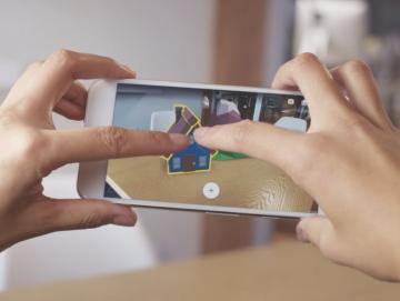 ARCore от Google переносит дополненную реальность в устройства Android